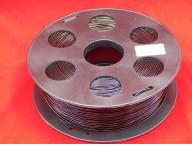 Пластик PETG 1.75мм Черный (1 кг)