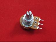 Резистор переменный (потенциометр) WH148-1A-2 (Вал: 15 мм)