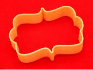 Форма для вырубки печенья Визитка