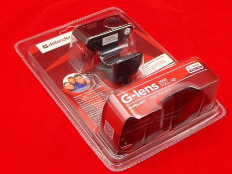 Web-камера Defender G-Lens 2693 Full HD
