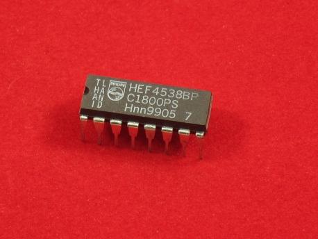 HEF4538BP, Мультивибратор