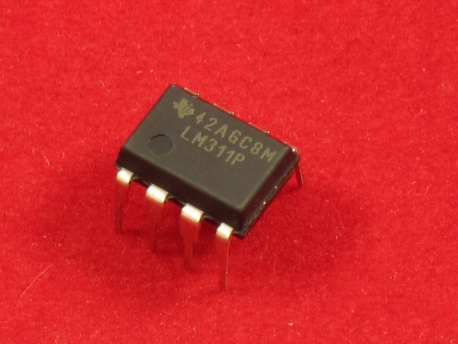 LM311P Компаратор напряжения