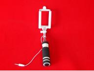 Mini Monopod проводной с кнопкой для смартфона