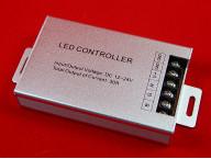 RGB контроллер 12~24V 30Aс инфракрасным пультом управления