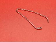 Шариковая цепочка для брелков