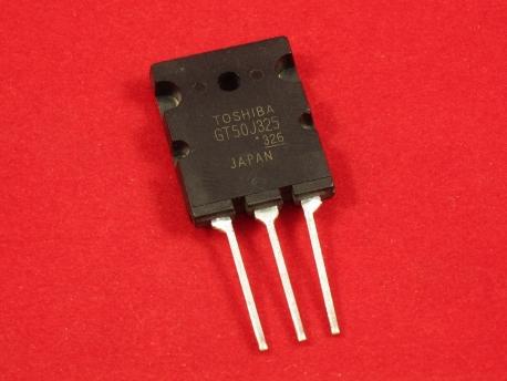 GT50J325, IGBT, 600V, TO-3P