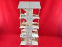 Дом для кукол 4-х этажный с комплектом мебели