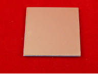 Печатная плата односторонняя 5см х 7см (Стеклотекстолит 1,5 мм)