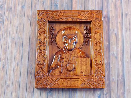 Икона - Николай чудотворец