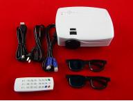 Проектор Q3 D300 (3000 Лм, 1024x768 px)