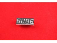 Четырёхразрядный цифровой индикатор (Катод)