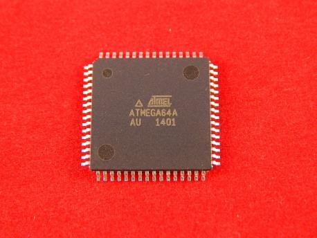 ATMEGA64A-AU Микроконтроллер