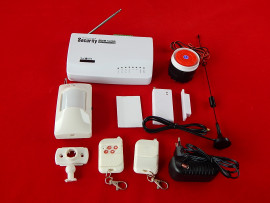 Охранная система Wireless DSP Standart