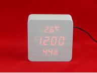 Электронные часы VST-872S (белый)
