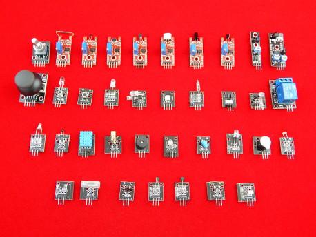 Набор из 37 датчиков для Arduino (без коробки)