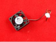 Вентилятор для экструдера 30мм, 12В (7 мм)
