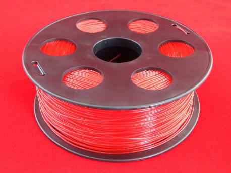 Пластик PETG 1.75мм Красный (1 кг)