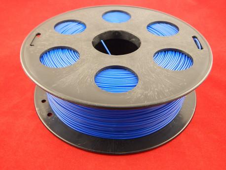 Пластик PETG 1.75мм Синий (1 кг)