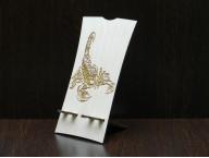 Подставка для телефона Скорпион