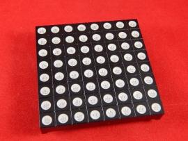 Светодиодная матрица 8х8 RGB 60мм