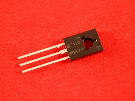 BD677 Транзистор (TO126)
