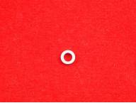 Шайба плоская М4 (4х7х0.8мм)