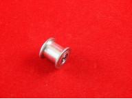 Шкив GT2-11 без зубов 16мм под М3 для 3D принтера