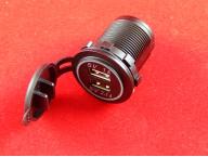 Зарядное устройство в автомобиль (5В, 2.1/1А)