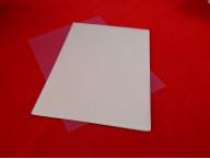 Прозрачная плёнка для лазерного принтера (А4, 1 лист)