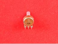 Резисторы переменные логарифмические (потенциометры) ALPHA WH148-1A (Вал: 20 мм)