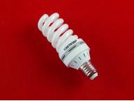 """Энергосберегающая лампа СВЕТОЗАР """"ЭКОНОМ"""" спираль,цоколь E27(стандарт),Т3,яркий белый свет(4000К),8000час,20Вт(100)"""