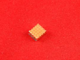 Медный радиатор для Raspberry Pi, 14х12х5,5 мм