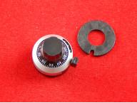 Ручка потенциометра 3590S-2 (d-6,35мм, h-25мм)