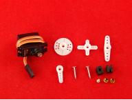 Цифровой сервопривод Corona DS929HV (7.4v) 2.4кг/ 12.5г/ 0.09сек