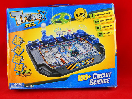 Набор Amazing Toys Tronex Circuit Science 100 в 1
