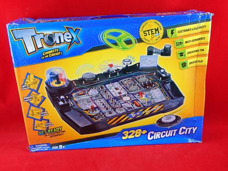 Набор Amazing Toys Tronex Circuit City 328 в 1