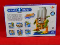 Конструктор Solar Robot 6 в 1, на солнечных батареях