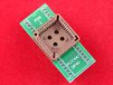 Переходники для микросхем PLCC 44- DIP40 на плате