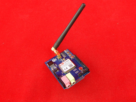 GSM/GPRS Модуль для Arduino на SIM900
