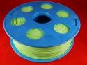 Салатовый ABS пластик Bestfilament 1 кг (1,75 мм) для 3D-принтеров