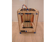 Доработанный 3D принтер ULTI