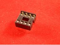 DIP панель 8 контактов узкая