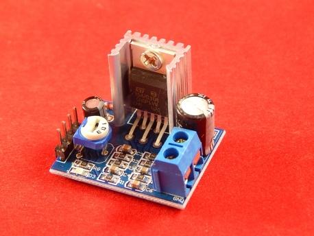Усилитель Hi-Fi, НЧ 18 Вт TDA2030A (модуль)