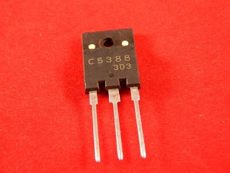 2SC5388 Транзистор, TO-3PML (5A, 1500V)