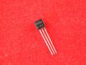 BC550 Биполярный транзистор NPN, 50 V, 0.1A, TO92
