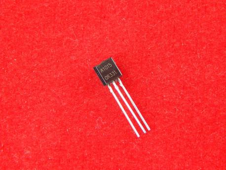 2SA1015 Биполярный транзистор PNP, 50 V, 0.15 A, TO92
