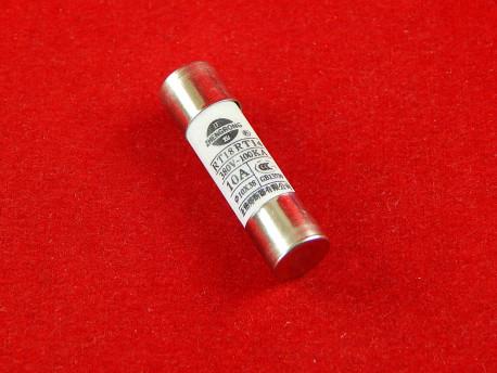 Предохранитель керамический R015, 380В, 10х38 мм