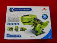 Конструктор Solar 4 в 1, на солнечных батареях