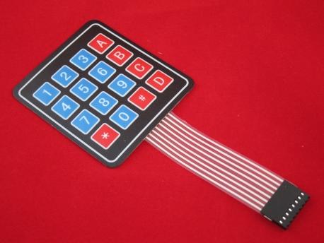 Цифро-буквенная клавиатура