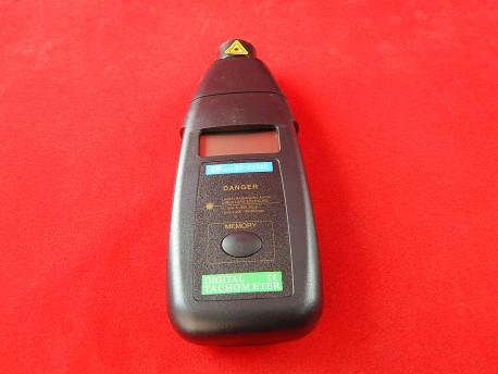 DT-2234C Цифровой лазерный тахометр высокой точности